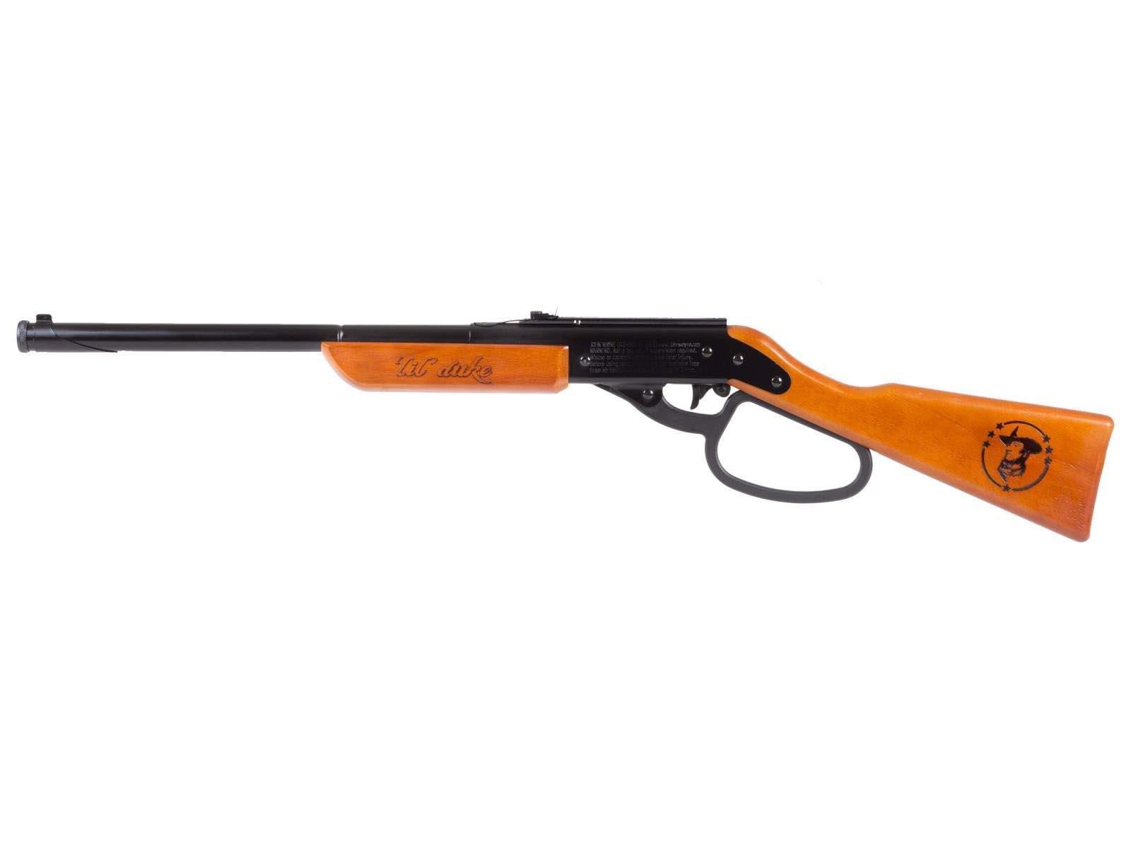 John Wayne Lil Duke BB Rifle, Plastic Handle