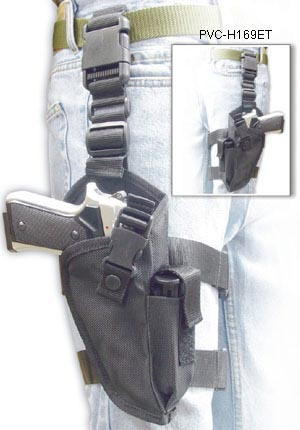 Leapers Elite Tactical Leg Holster, Right Handed
