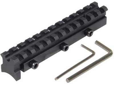 Leapers Scope Mount Base, Fits RWS Diana 34, 36, 38, 45 & 350 Magnum
