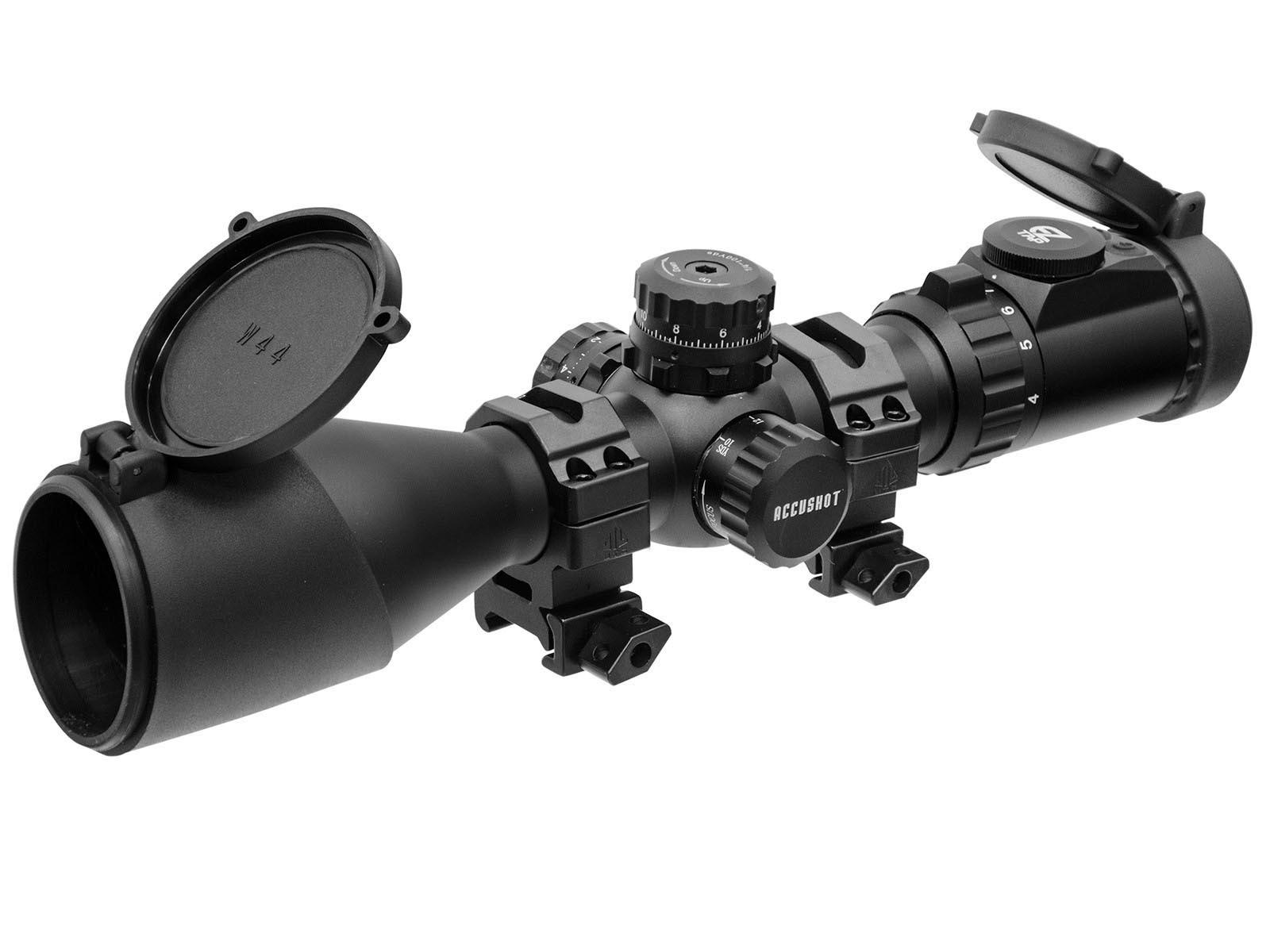 UTG Compact IR 4-16x44 AO