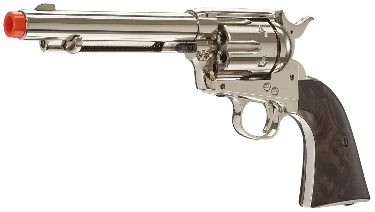Umarex Legends Smoke Wagon Airsoft Revolver