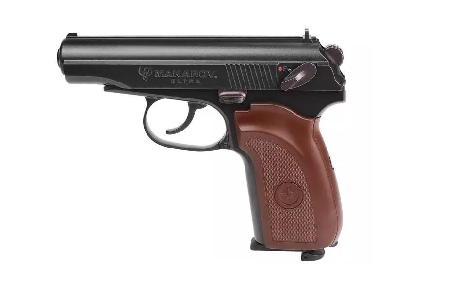 Makarov Ultra Blowback BB Pistol