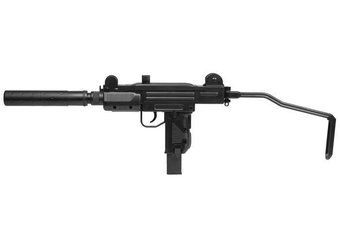 Mini Uzi Carbine BB Submachine Gun