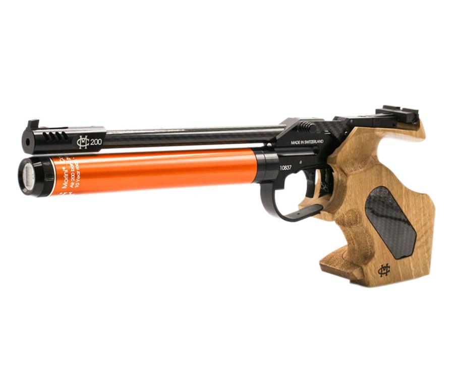 Morini CM 200EI Pellet Pistol, Right Hand, Medium Grip