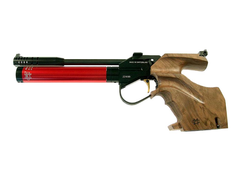 Morini MOR-162EI Pellet Pistol, Large Grip