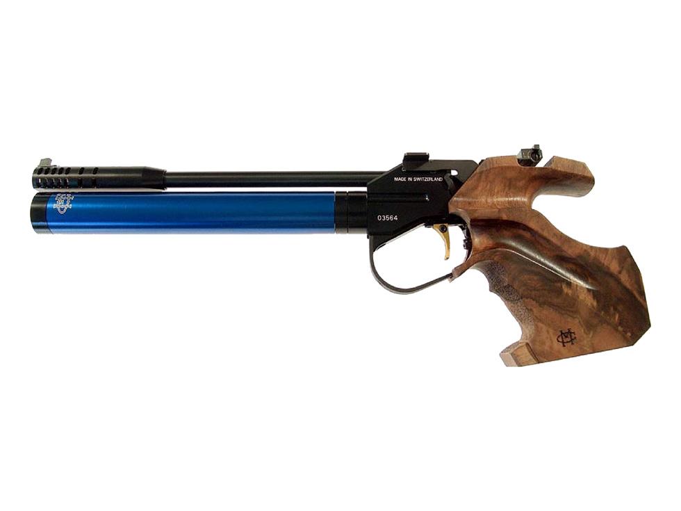 Morini MOR-162MI Pellet Pistol, Large Grip