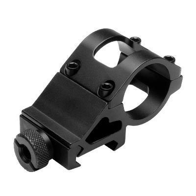 "NcSTAR 1"" Off-Set Mount For 1"" Flashlight/Laser"