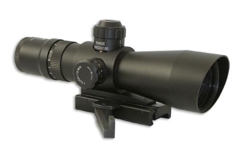 NcSTAR Mark III Tactical IR 3-9x42