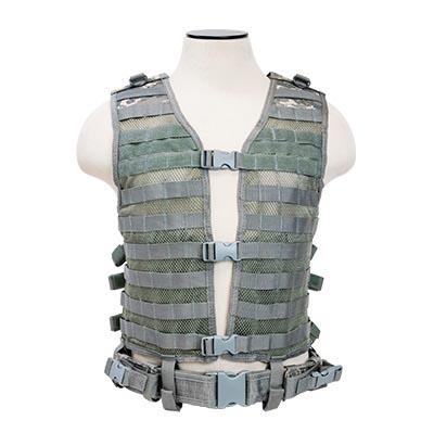 NcSTAR PALS Modular Vest Digital Camo