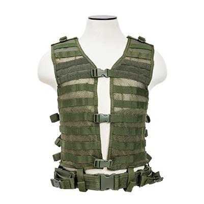 NcSTAR PALS Modular Vest OD Green