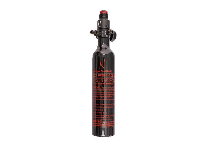 Ninja 13oz HPA Tank, Regulated to 1,100 psi