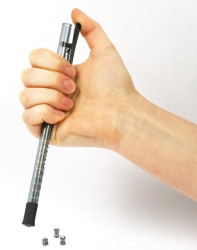 Pellet Pen Holds 20 .177-cal Pellets for sale online