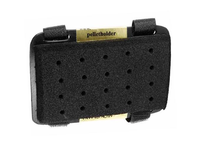 "Phillips Pellet Holder .177, .22 & .25 Cal, .25"" Thick"