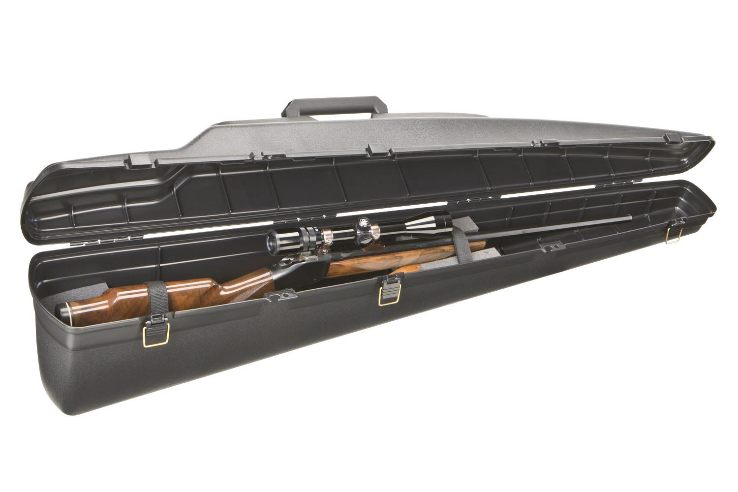 Plano AirGlide Fitted Scoped Rifle/Shotgun Case, 50""