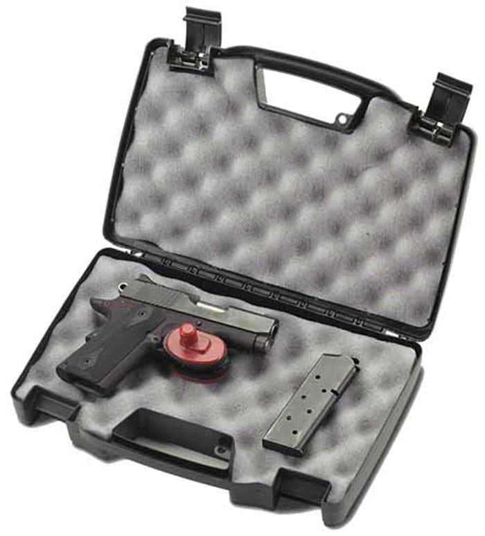 Plano Protector Pistol Case, Single