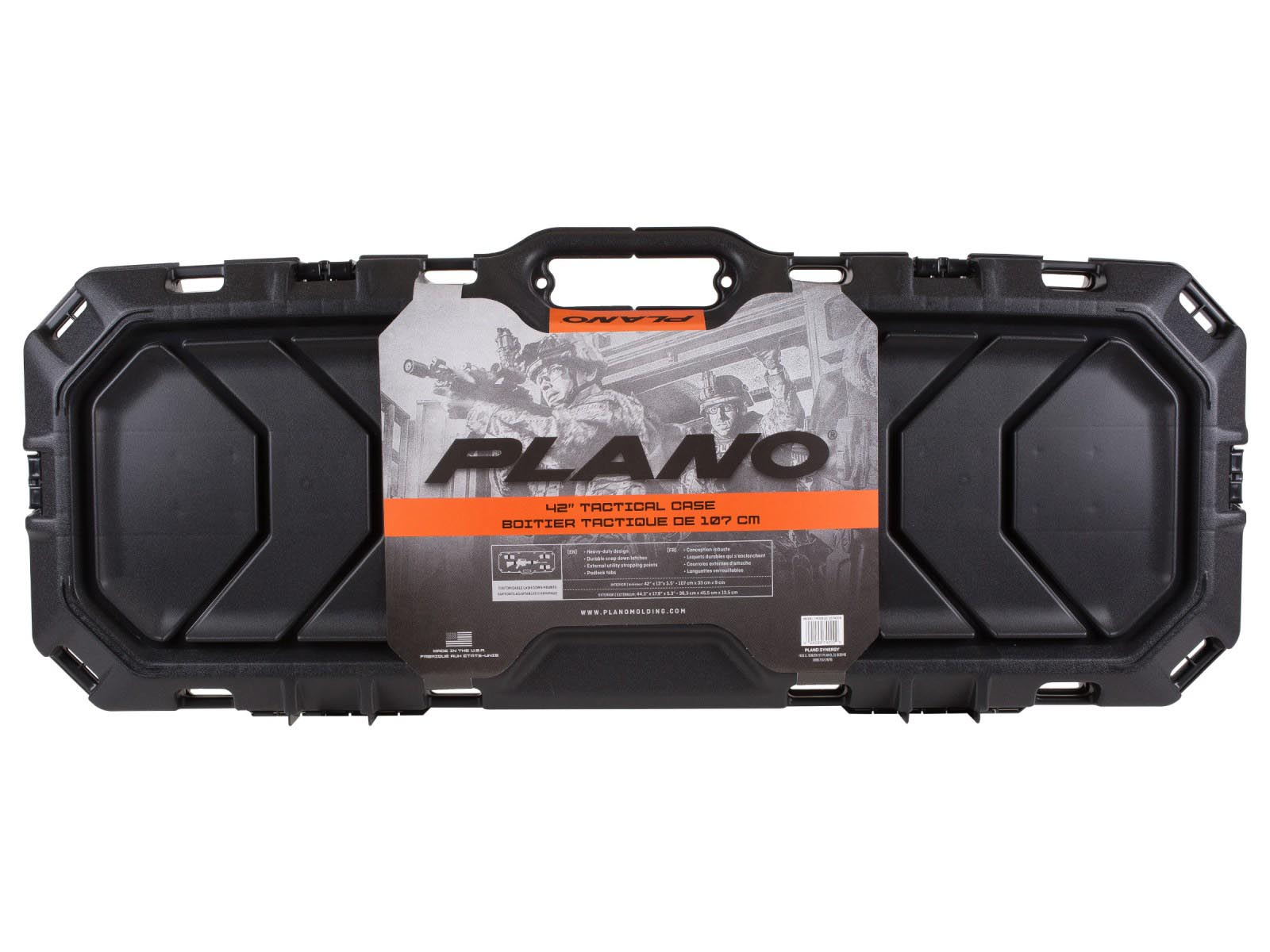 Plano Tactical Gun Case, 42""