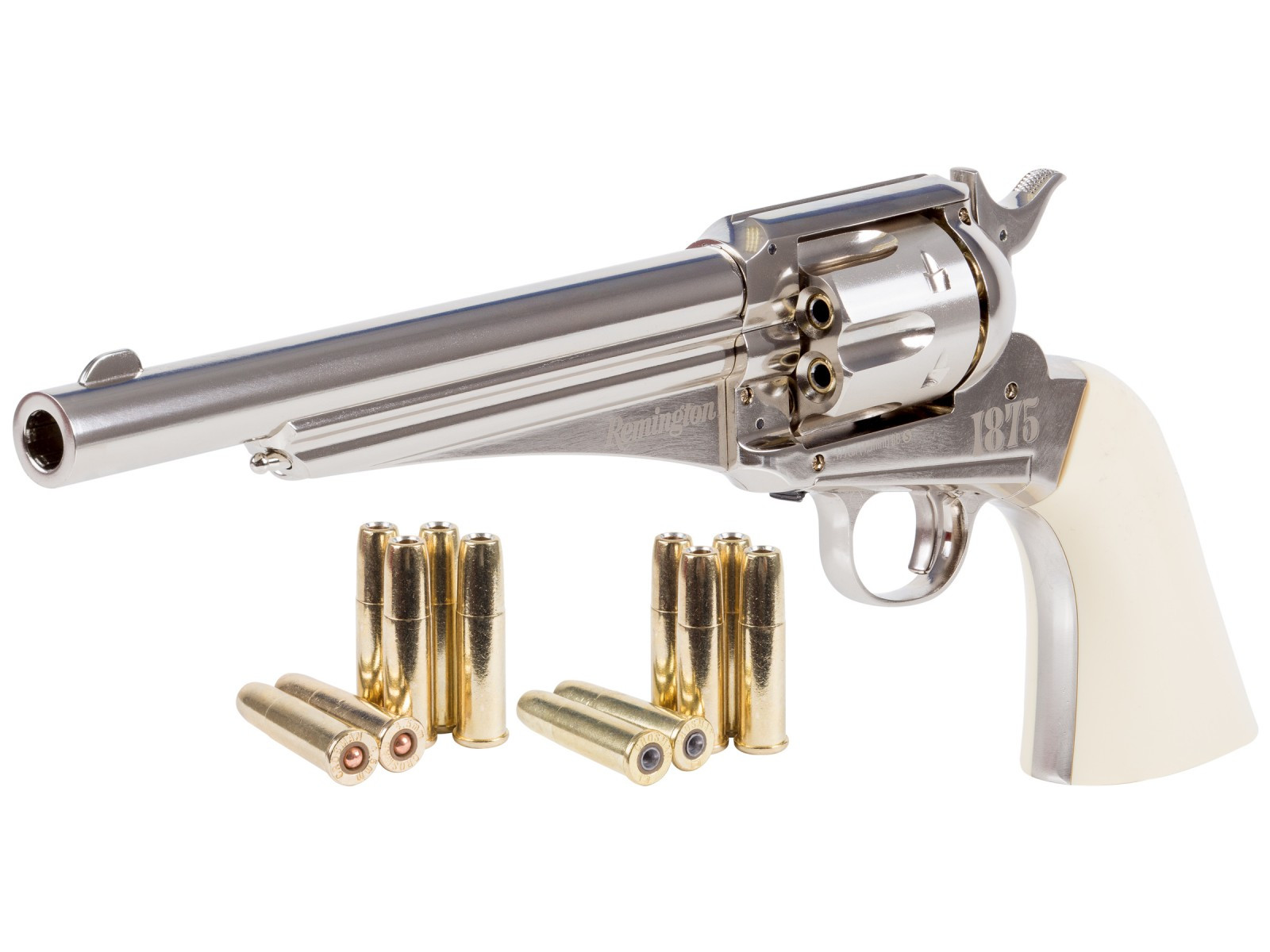 Remington 1875 Dual Ammo Replica Revolver