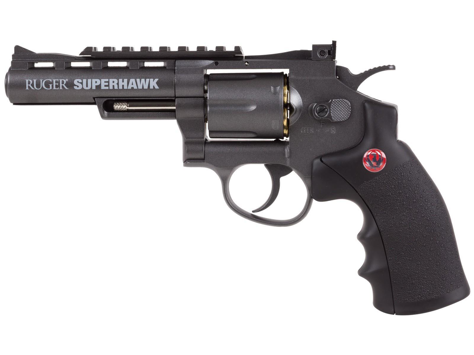 Ruger Superhawk BB Revolver
