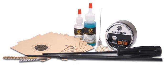 RWS .22 cal Shooters Kit