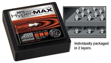 RWS HyperMax .177 Cal, 5.2 gr - 100 ct