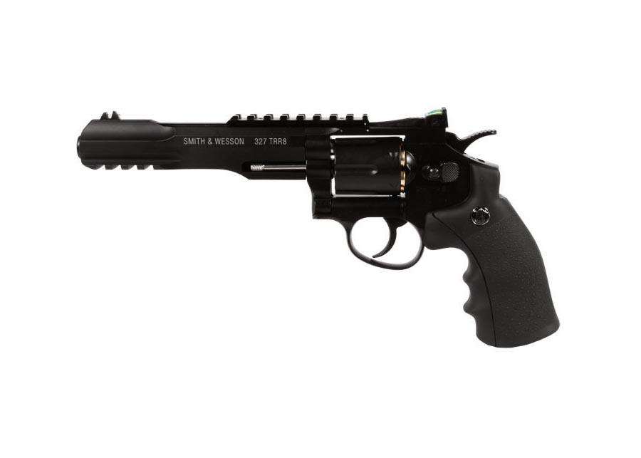Smith & Wesson 327 TRR8 BB Revolver