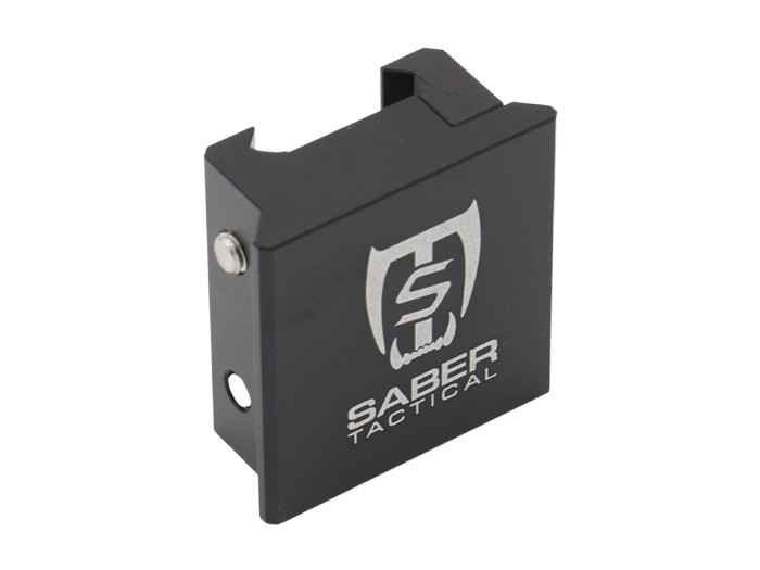 Saber Tactical Universal Picatinny to Arca-Swiss Adapter, Short