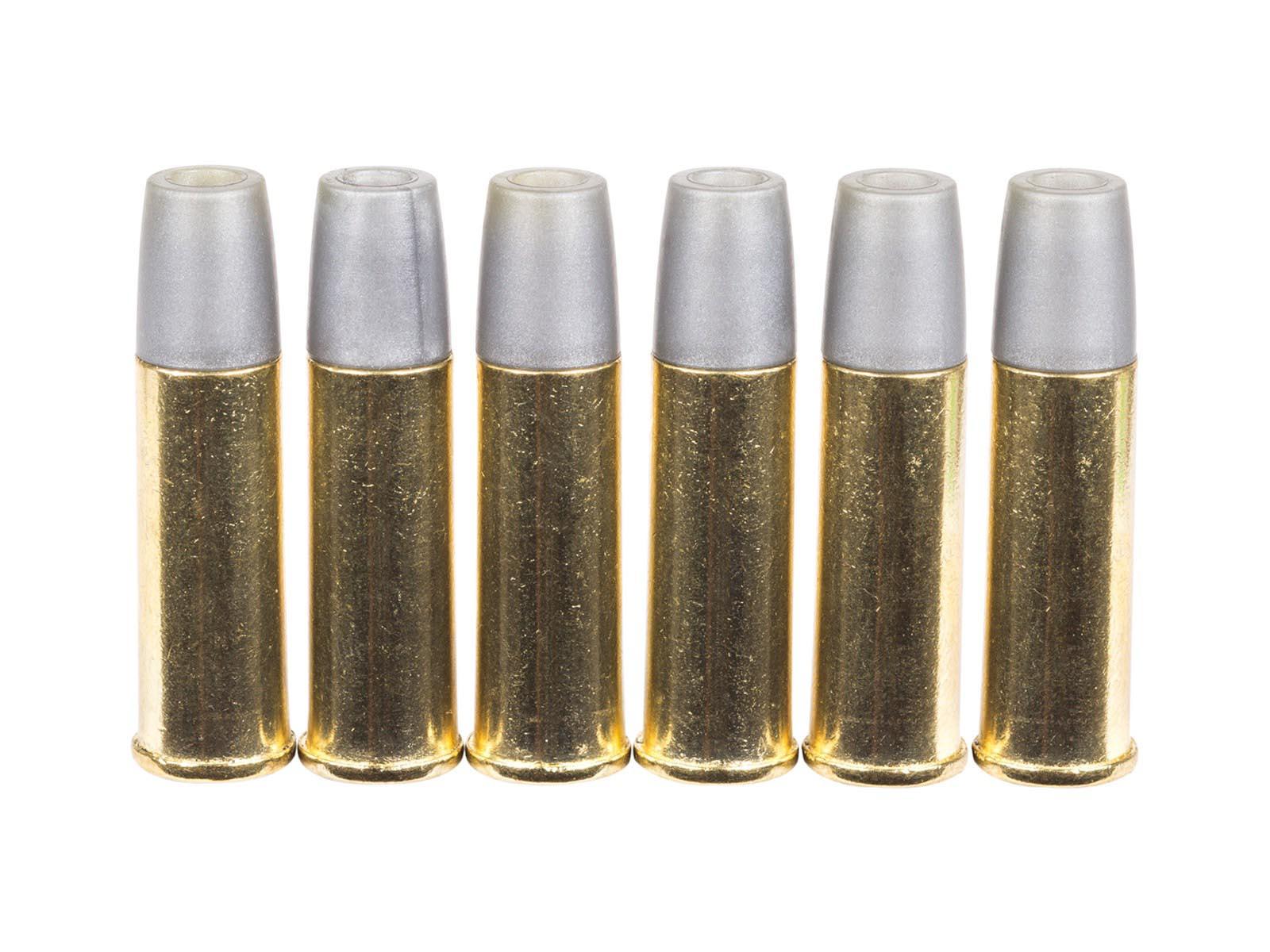 Schofield No. 3 BB Revolver Shells