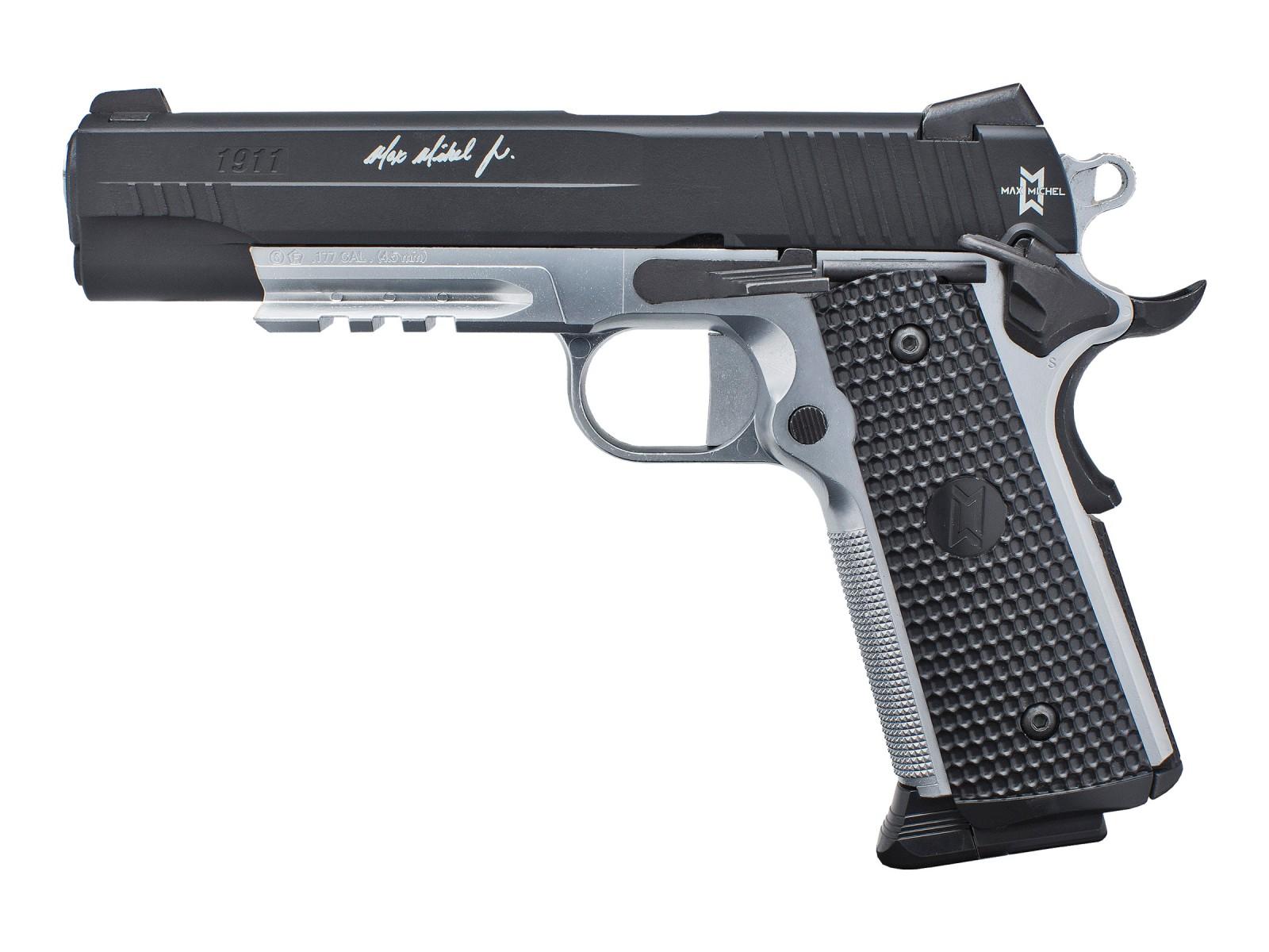SIG Sauer 1911 Max, Max Michel Signature BB Pistol