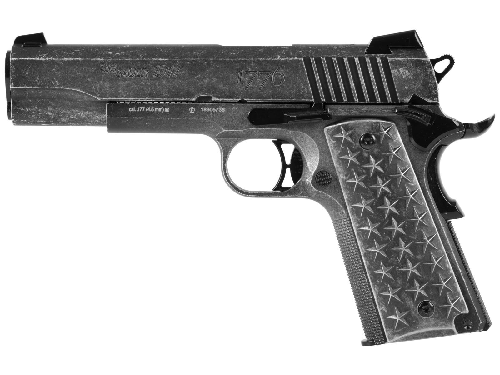 """SIG Sauer 1911 """"We The People"""" BB Pistol"""