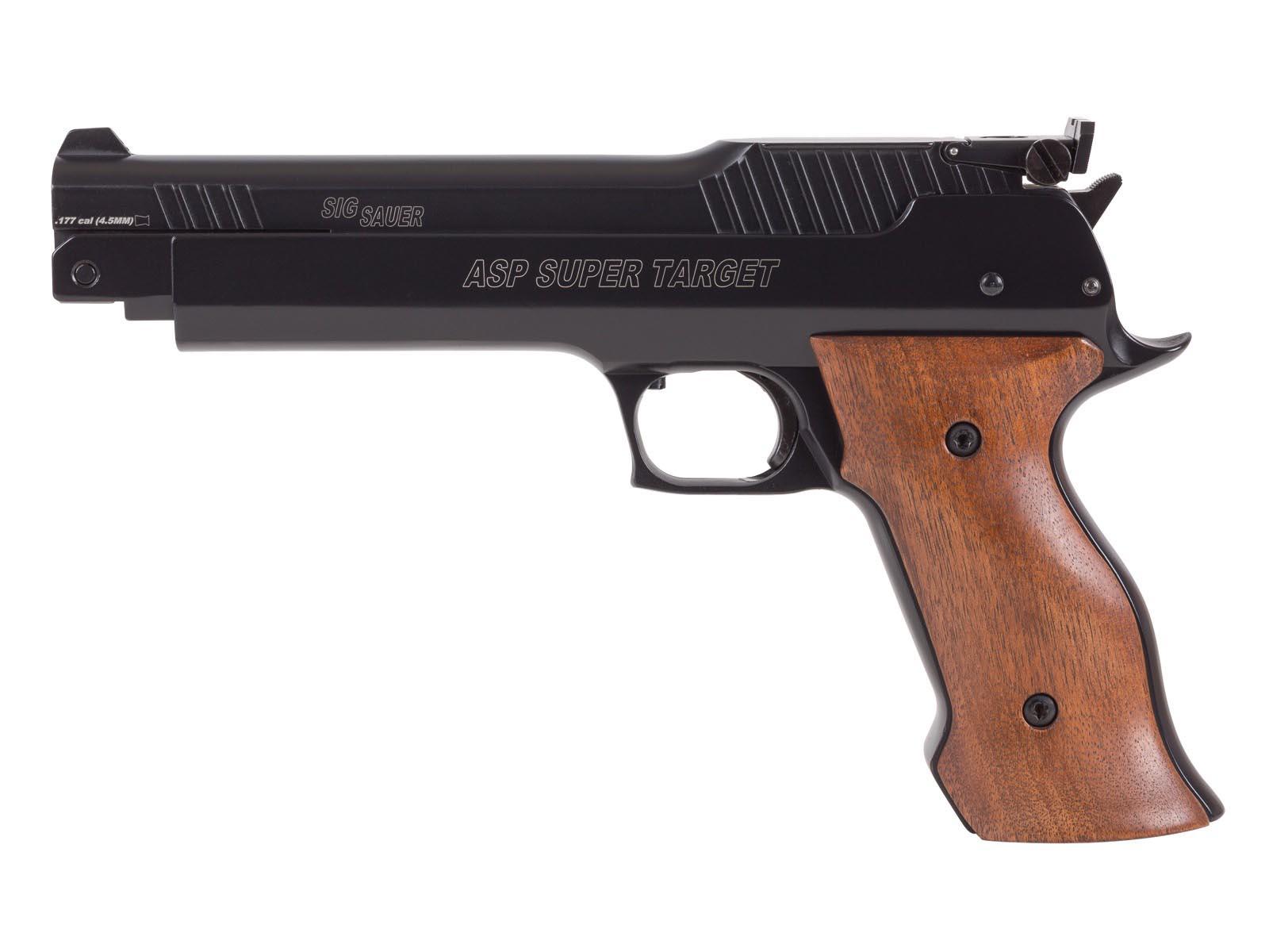 Sig Sauer ASP Super Target Pellet Pistol