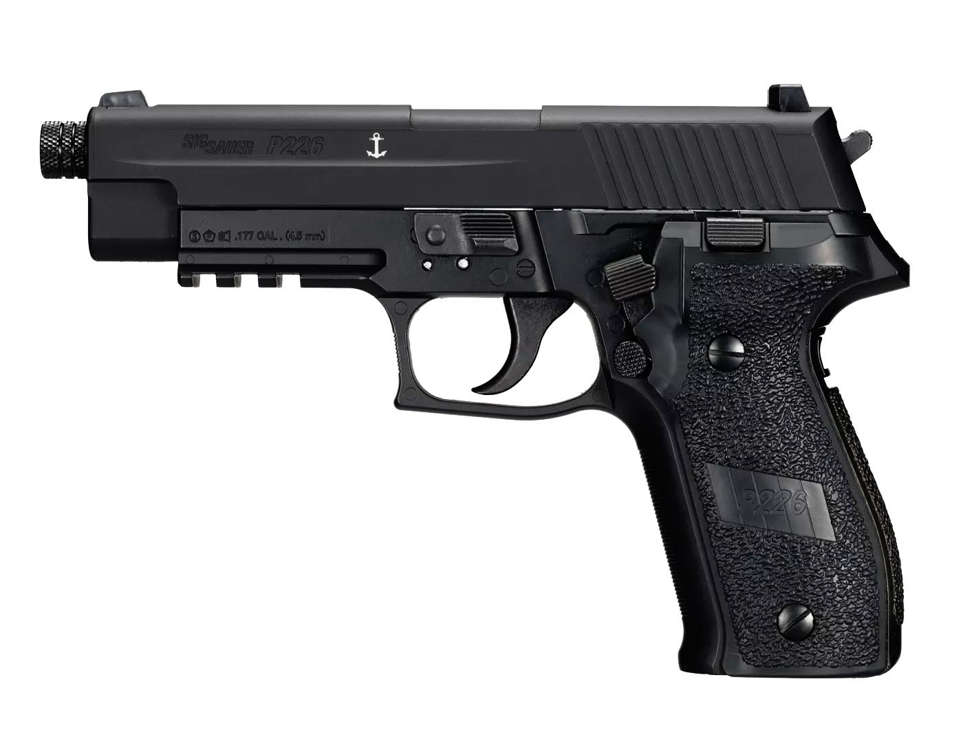 SIG Sauer P226 Pellet Pistol, Black