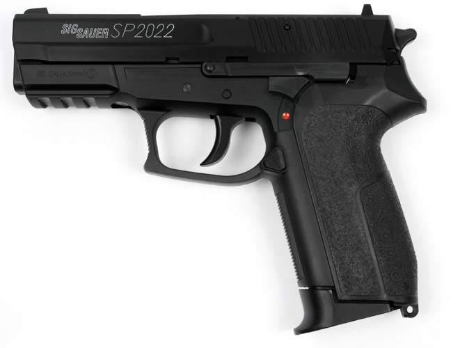 SIG Sauer SP2022 BB Pistol, Polymer Slide