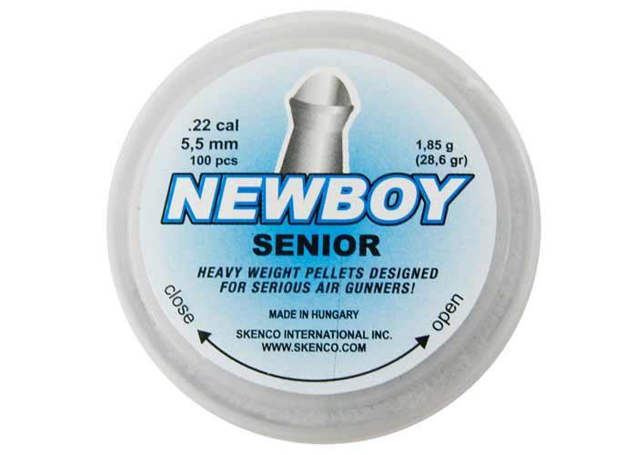 Skenco NewBoy Senior .22 Cal, 28.6 gr - 100 ct
