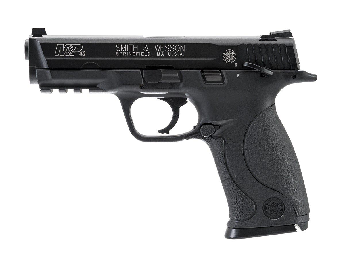 Smith & Wesson M&P 40 Blowback BB Pistol