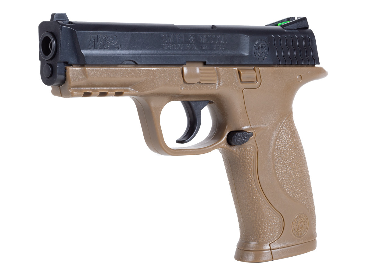 Smith & Wesson M&P 40 BB Pistol, DEB
