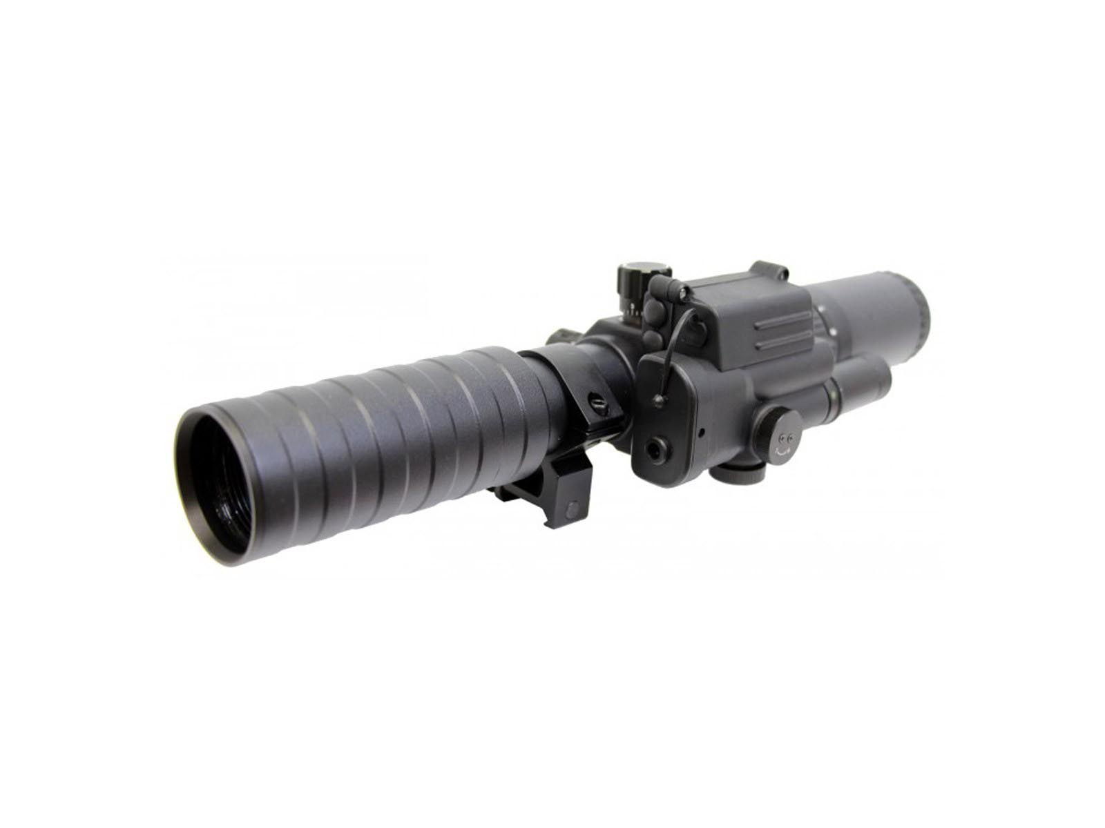 Spartan 3-9x32, Range Finder Reticle