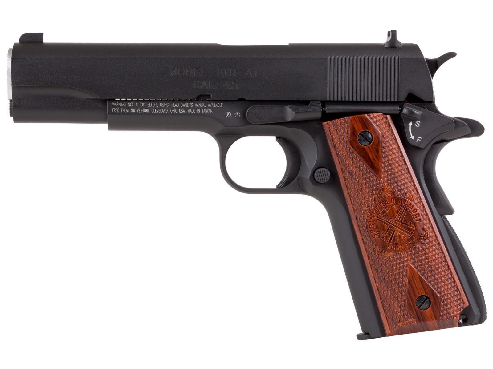 Springfield Armory 1911 BB Pistol