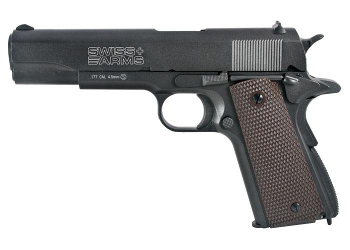 Swiss Arms 1911 BB Pistol