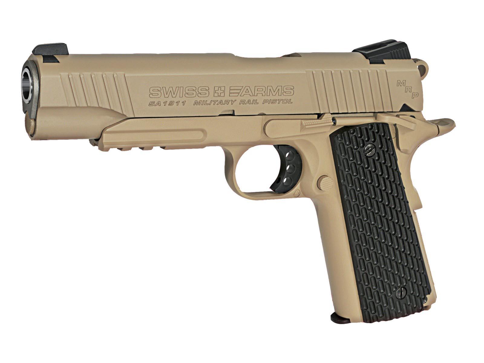 Swiss Arms SA 1911 MRP BB Pistol