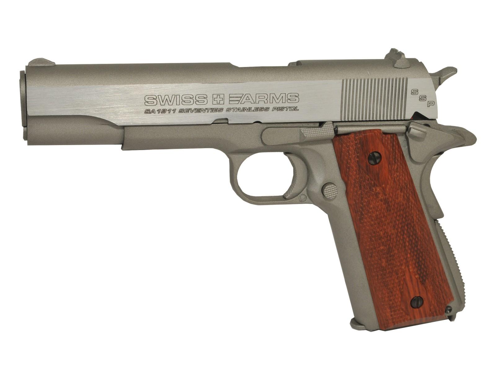 Swiss Arms SA 1911 SSP BB Pistol