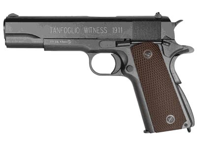 Tanfoglio Witness 1911 Blowback BB Pistol