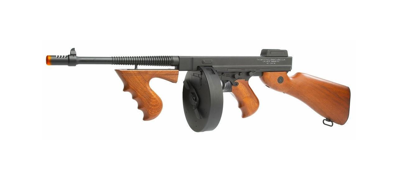 Thompson Model 1928 Submachine Airsoft Gun