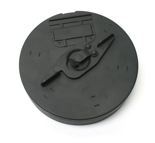 Thompson Metal Drum Airsoft Magazine