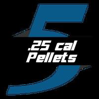 Top 5 .25 Cal Pellets