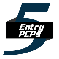 Top 5 Entry PCPs