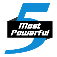 Top 5 Most Powerful