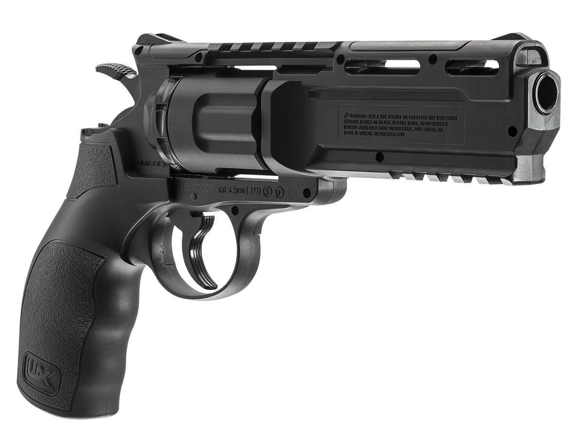 Umarex Brodax  BB Air Gun Pistol Revolver Kit 375 FPS CO2 Powered Brand New