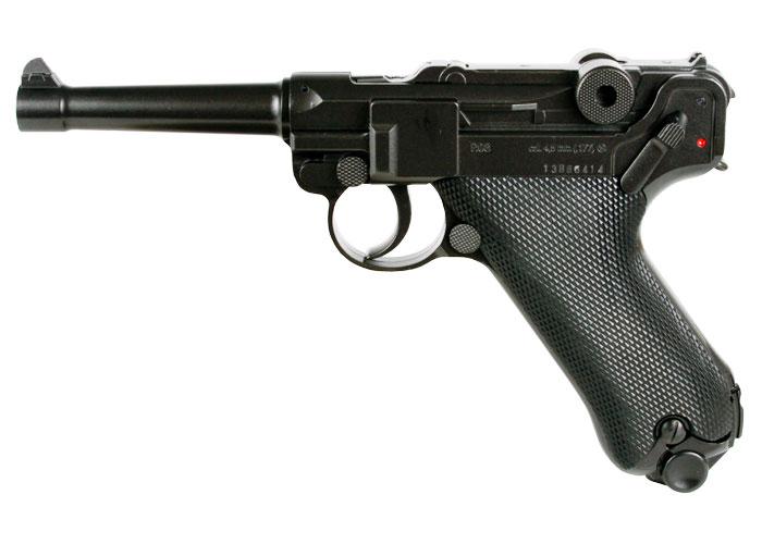 Umarex Legends Parabellum P08 BB Pistol