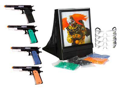 Undead Apocalypse Airsoft Fun Kit