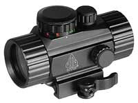 UTG 1x30mm Compact ITA Red/Green Circle Dot Sight